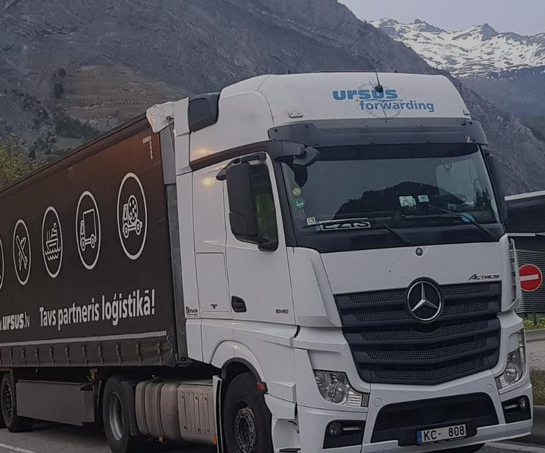 перевозка грузов и транспортные услуги