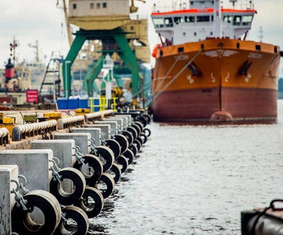 jūras kravu pārvadājumi latvijā